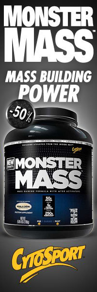 Cytosport Monster Mass - 50%