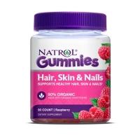 Natrol Gummies - Hair, Skin and Nails (90)
