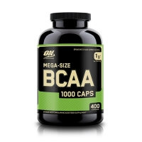 Optimum Nutrition BCAA 1000 (400)  (25% OFF - short exp. date)