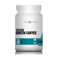 Tested Green Coffee (60)  (50% OFF - short exp. date)