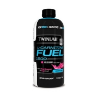 Twinlab L-Carnitine Fuel 1500 (473ml)  (25% OFF - short exp. date)
