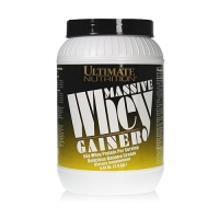 Ultimate Nutrition Massive Whey Gainer (4.4lbs)  (25% OFF - short exp. date)