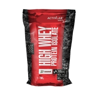 Activlab High Whey Protein Isolate (700g)  (25% OFF - short exp. date)