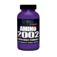 Ultimate Nutrition Amino 2002 (100Tabs)  (50% OFF - short exp. date)