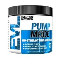 Evl Nutrition Pump Mode (30serv)
