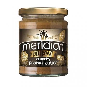 Meridian Foods Peanut Butter Rich Roast (6x280g)