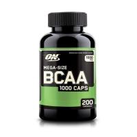 Optimum Nutrition BCAA 1000 (200)  (25% OFF - short exp. date)