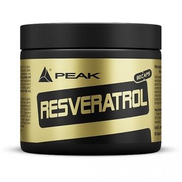 Peak Resveratrol (90 Caps)