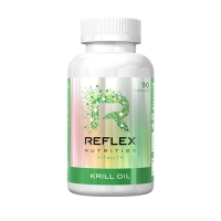 Reflex Nutrition Krill Oil 500mg (90 Capsules)  (50% OFF - short exp. date)