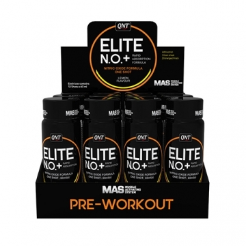 Qnt NO+ Elite Shot (12x80ml)