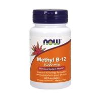 Now Foods Methyl B-12 5000mcg (60)