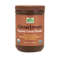 Now Foods Cocoa Powder (340g)