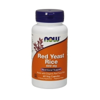 Now Foods Red Yeast Rice 600mg (60)