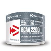 Dymatize BCAA 2200 Caps (200) (50% OFF - short exp. date)