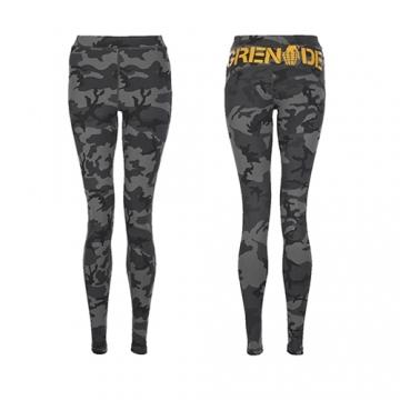 Grenade Sportswear Full Length Tight (Camo)