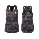 Grenade Sportswear Womens Tank (Camo/Black)