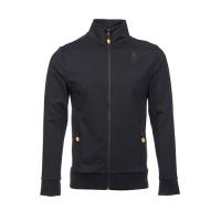 Grenade Sportswear Zip Through Jacket (Black)