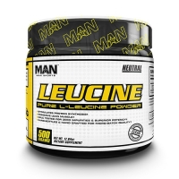 MAN Leucine (500g) (50% OFF - short exp. date)