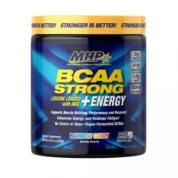 Mhp BCAA Strong Energy (30 serv)