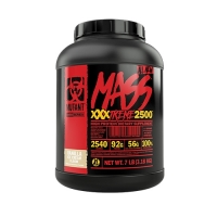 Mutant Mutant Mass XXXTREME 2500 (7lbs)