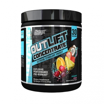 Nutrex Research Outlift Concentrate (30serv)