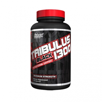 Nutrex Research Tribulus Black 1300 (120 Caps)