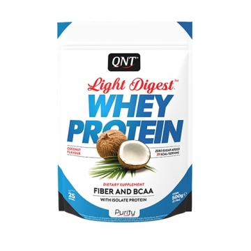 Qnt Light Digest Whey Protein (500g)