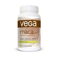 Vega Maca 750mg (120) (50% OFF - short exp. date)