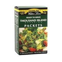 Walden Farms Salad Dressing Packets (12x6x1Serv.) (damaged)