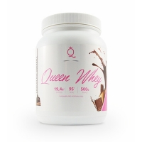 GymQueen Queen Whey (500g) (25% OFF - short exp. date)