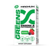 Magnum Performance Greens (250g) (25% OFF - short exp. date)