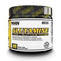 MAN Glutamine (500g) (25% OFF - short exp. date)