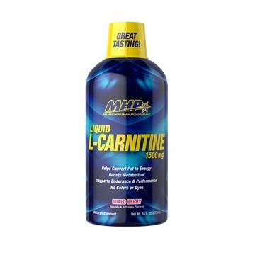 Mhp Liquid L-Carnitine 1500mg (473 ml)