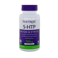Natrol 5-HTP 100mg Time Release (45) (25% OFF - short exp. date)