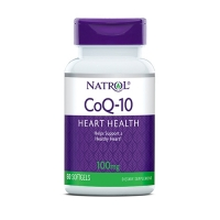 Natrol CoQ-10 100mg (60) (25% OFF - short exp. date)