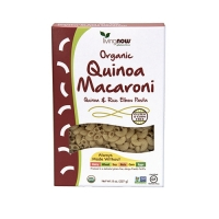 Now Foods Quinoa Macaroni Pasta (226g) (25% OFF - short exp. date)