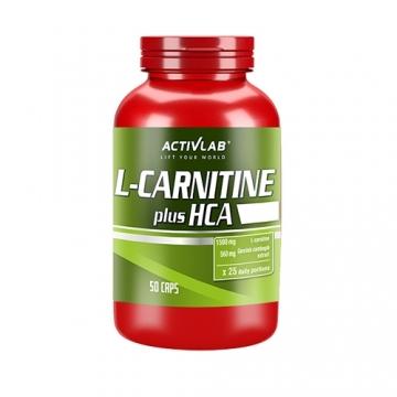 Activlab L-Carnitine HCA Plus (50)
