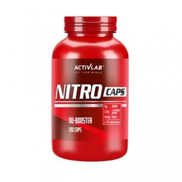 Activlab Nitro Caps (120)