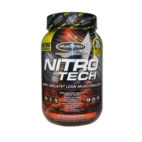 Muscletech Performance Series Nitro-Tech (2lbs) (25% OFF - short exp. date)