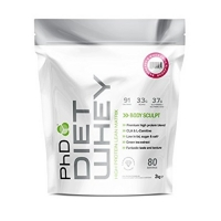 PhD Diet Whey (4,4 lb) (25% OFF - short exp. date)