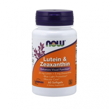 Now Foods Lutein & Zeaxanthin (60)