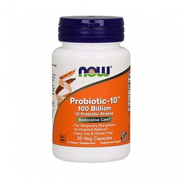 Now Foods Probiotic-10™ 100 Billion (30)