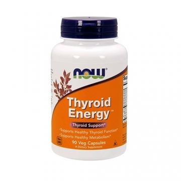 Now Foods Thyroid Energy (90 Caps)