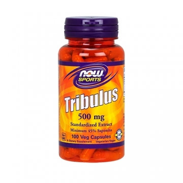 Now Foods Tribulus 500mg (100)