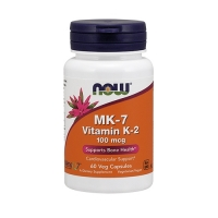 Now Foods Vitamin K2-MK7 100 mcg (60 Caps)