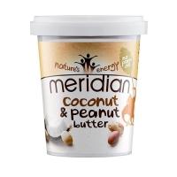Meridian Foods Coconut & Peanut Butter (6x454g)