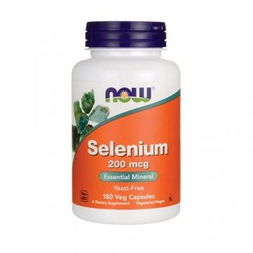Now Foods Selenium 200mcg (180)