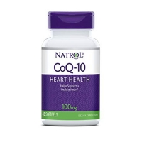 Natrol CoQ-10 100mg (45) (50% OFF - short exp. date)