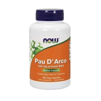 Now Foods Pau D´arco 500mg (100 Caps)