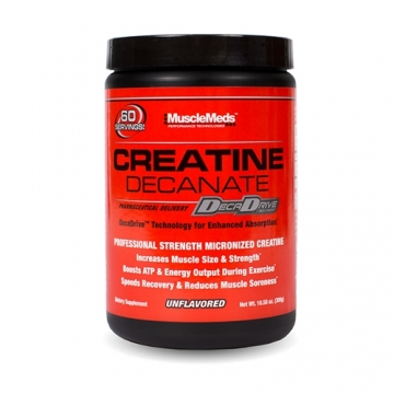 Muscle Meds Creatine Decanate (300g)